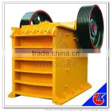 High Efficiency Jaw Crusher Used in Granite, Limestone, Cobble and Cement with low price