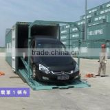 car racking systems , cars in containers , trans-rack car carrier container , trans-rak international