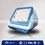 650nm portable diode laser slimming machine for beauty salon equipment / radio frequency facial machine
