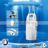 Plastic Vela Shape System Rf Vacuum Fat Burning Cavitation Weight Loss Made In China 10MHz