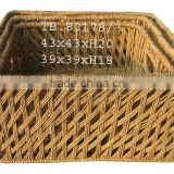 Newest design bamboo-rattan basket from Vietnam
