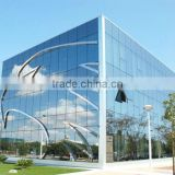 5+9a+5mm Glass Curtain Wall Unit