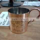 Pure Copper Moscow Mule Mug,Moscow Mule Copper Mug,Solid Copper Moscow Mule Mug,Copper Mug Manufacturers,Copper Mug for Vodka