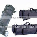 Hardware Drum Carrier Carrying Cases Music Instrument Bag with Wheels