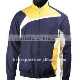navy sports suit for soccer training,school uniform for junior unisex with comfortable fabric and soft lining material