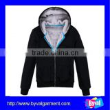 Fit Winter High Quality Hoodies,Casual Sweatshirt Jackets, Outerwear Men's Hoodies With Zipper