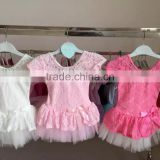baby girls lace dance dress fancy tutu dress for cute baby girls