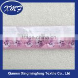 heat transfer printed elastic tape