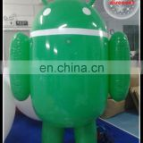 Hot selling inflatable android model,advertising mobile phone,promotion product