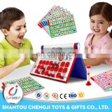 Wholesale multi intellectual indoor activity board game