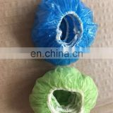 Disposable Waterproof PE plastic ear cover for SPA