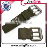 Cheap custom metal buckles for canvas belts