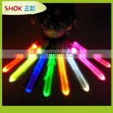 2015 cool fashion popular products LED glow fabric luminous tie