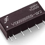 Wide Volt. Range Input, High Volt. Output Step-up DC-DC Converter Grb12100d-10W-B