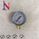 Mini Dial Bourdon Tube Bottom Mounting Pressure Gauge