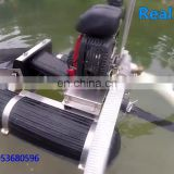 Pay sluice box rubber mat small gold dredge