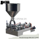 High quality sesame paste filling machine / sesame paste packing machine / peanut butter filling machine