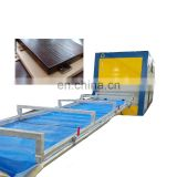 Wooden Texture Printing Machine For Aluminum Profile_wood grain heat transfer machine