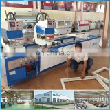PVC window equipment / Plastic door windows fabrication machine