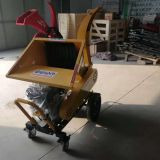 Commercial Wood Shredder With Hydrualic Feeding System Electric Wood Chipper Shredder