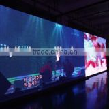 Ultra light P4 led board with competitive price/ P4 led panel video wall