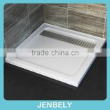 Australia corner with stainless steel shower tray                                                                         Quality Choice