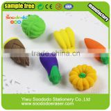 Yiwu novelty pencil erasers factory bulk purchase for promotion