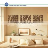 Bamboo Removable Vinyl Wall Decal Sticker Art Mural Home Decor Brown/Customized