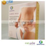 slimming detox foot patch with CE certificate