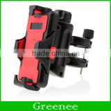 New Smart Universal Bicycle Mount For iPhone Bike Bicycle Handle Phone Mount Cradle Holder Cell Phone Support Case