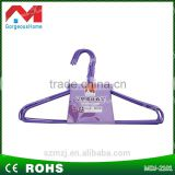 High quality fashion customized low price cheap metal laundry hanger