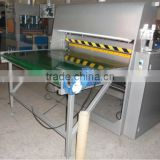 Microcomputer PVC PET Plastic Film Cutting Machine