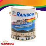 Water base dirt off exterior and interior acrylic emulsion paint