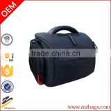 hot selling waterproof black dslr shoulder camera bag with low price character camera bag