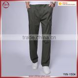 Custom high quality baggy chino men Trousers