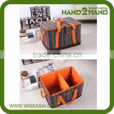 Portable Outdoor Camping Storage Organizer/Storage Basket