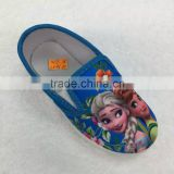 TF-Y02160704014 Frozen Sofia Walking Exercise Slip on Sneakers Comfortable Fitness Shoe casual shoes