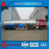 56CBM 3 axles LPG tank semi-trailer
