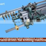 "Popular Type With Durable Quality 36""/42""/52"" Hand-driven Flat Knitting Machine for Sweater(MN/MN-B/HK/HN)"