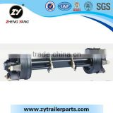 Best Selling German Spoke Type Axle for Semi Trailer