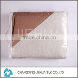 Alibaba express double bed super soft blanket fabric