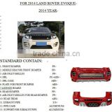 factory direct supply vehicle body kit for 2014 land rover evoque suits for 2010-2013 evoque by maker