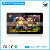 "14"" lcd digital signage display all in one android smart signage tablet BT1401MR OEM ODM"
