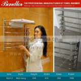 Stainless Steel Heated TOWEL RAIL / TOWEL SHELF for bathroom using(BLG-2)