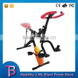 Factory OEM magnetic x type upright fitness body fit exercise bike