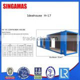 45ft Prefabricated Container Houses Usa