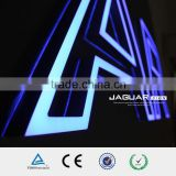 Waterproof Customized Acrylic Commercial Advertising Monochrome Alphabet Led Display Light Letter Sign Outdoor