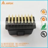 Chinese Production OBDII Type B 16Pin Male And Female Right Angle Automotive Connector                                                                         Quality Choice