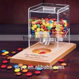 alibaba China customize plastic box for candy