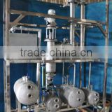 Pilot wiped film evaporator for used oil recycling DEA-BML-20                                                                         Quality Choice